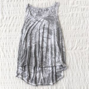 American Eagle Soft & Sexy Printed Tank S